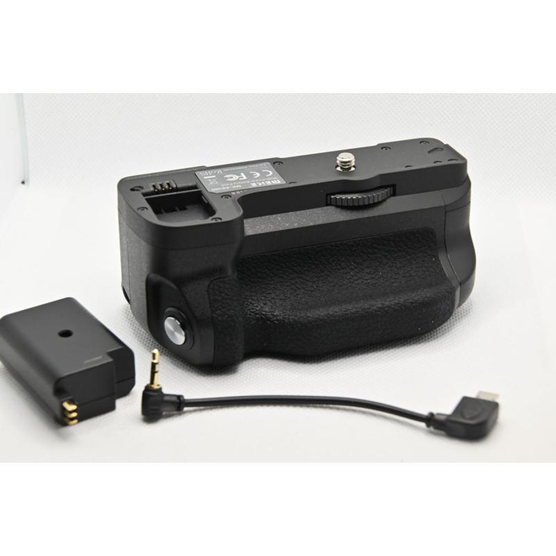 Sony A6500 akkumulátor markolat