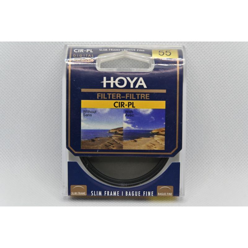 Hoya 55mm polárszűrő