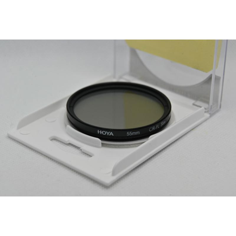 Hoya 58 mm polárszűrő