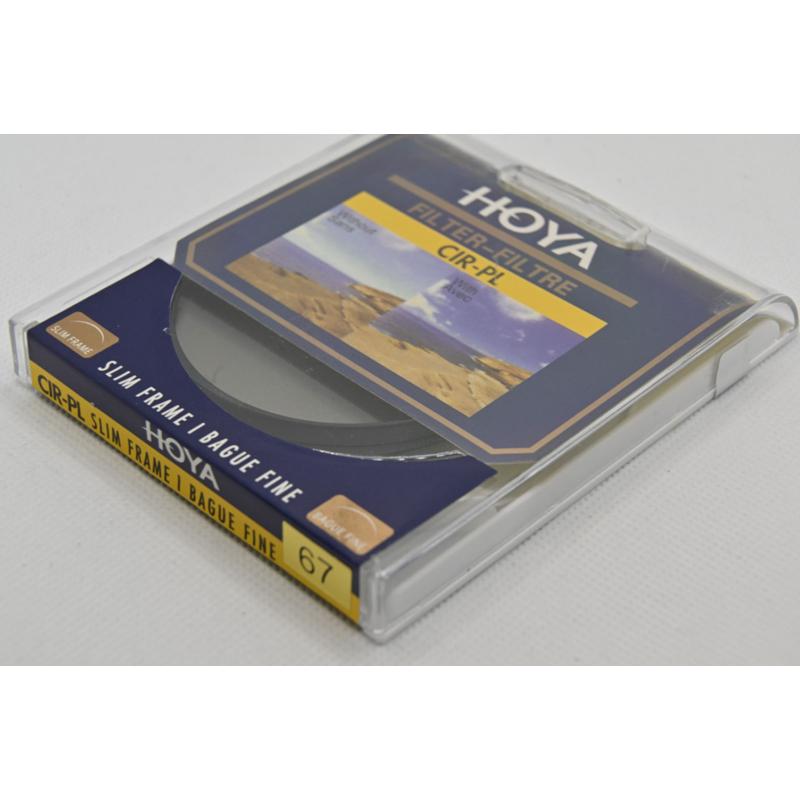 Hoya 67mm CIR-PL szűrő