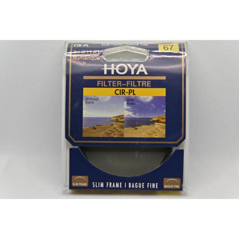 Hoya 67mm polárszűrő