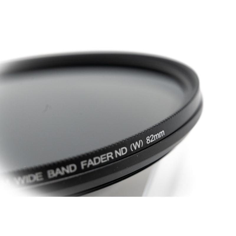 ND2 ND400 filter 77mm szűrő