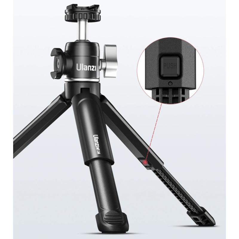 Kamera fém tripod